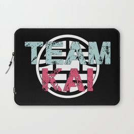 Team Kai Laptop Sleeve