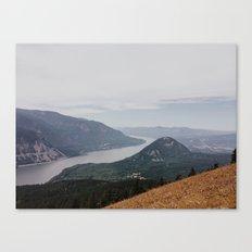 Columbia Gorge Canvas Print