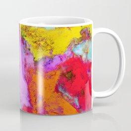 Floating temperatures Coffee Mug