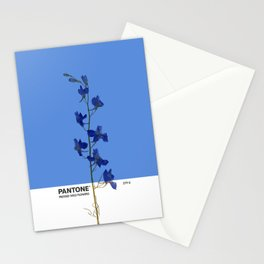 Pantone 279 U Stationery Cards