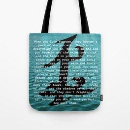 Julian Atticus Blackthorn Tote Bag