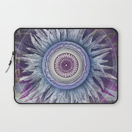 Crown Chakra (II) Laptop Sleeve