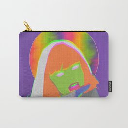 Neon Queen of Halloween Carry-All Pouch