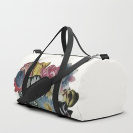 Flower Garden Duffle Bag