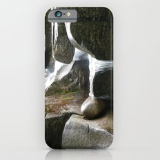 Rocky water fall iPhone 6s Slim Case