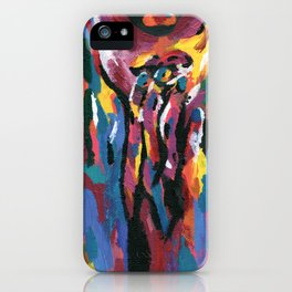 My True Colors iPhone Case
