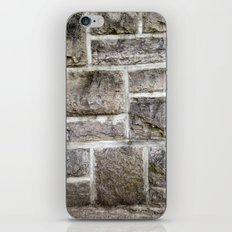 Hokie Stone iPhone Skin