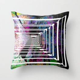 Yearbook Throw Pillow