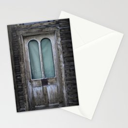 Arched Door Stationery Cards