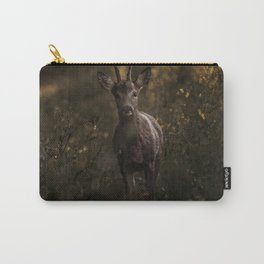 Deer in the wilderness Carry-All Pouch