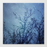 heaven Canvas Prints featuring Heaven by The Last Sparrow