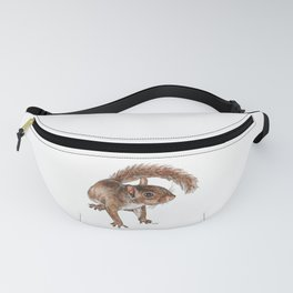 Twitchy-nosed Squirrel Fanny Pack