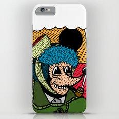 SEVERED EAR.  (Self Portait Of Van Gogh). Slim Case iPhone 6 Plus