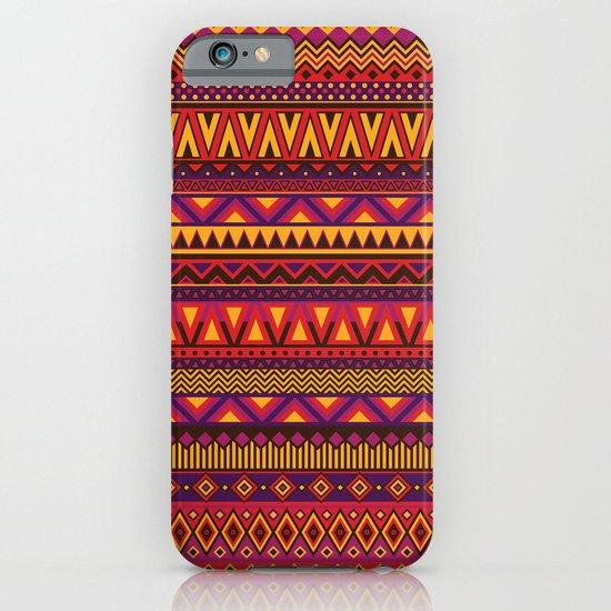 Aztec Pattern 2 iPhone & iPod Case