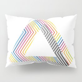 Abstract Penrose Pillow Sham