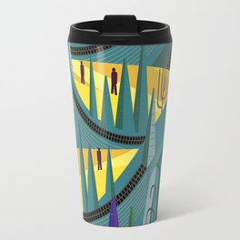 Oaxaca Pines Travel Mug