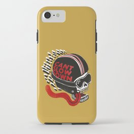 Can't Slow Down iPhone Case