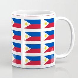 Flag of Philippines -Pilipinas,Filipinas,filipino,pinoy,pinay,Manila,Quezon Coffee Mug