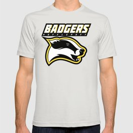 Badgers Hufflepuff  T-shirt
