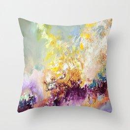 ergotism Throw Pillow