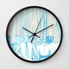 #53. CHRIS - The Ladderheads Wall Clock