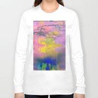 metropolis Long Sleeve T-shirts featuring Metropolis by j0sh1e