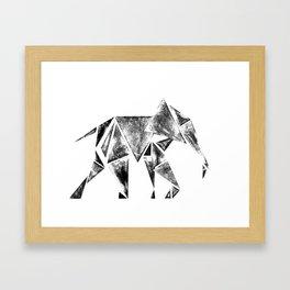 ElephantPower Framed Art Print