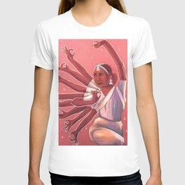 Colorful Bollywood Dancer T-shirt