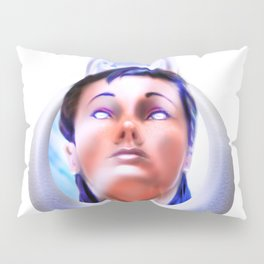 Priestess of the moon crystal Pillow Sham