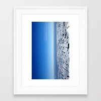 planes Framed Art Prints featuring Planes by Max Jones