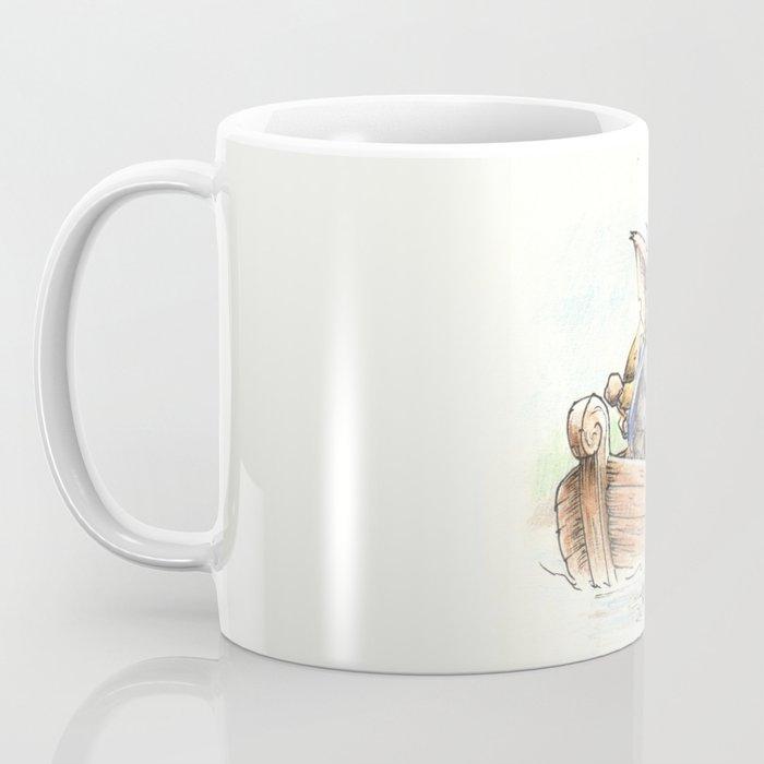 Fight back tomorrow Coffee Mug
