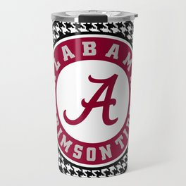 Alabama University Roll Tide Crimson Tide Travel Mug