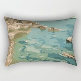 Bruce Peninsula National Park Rectangular Pillow