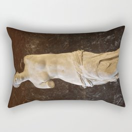 Venus de Milo Rectangular Pillow
