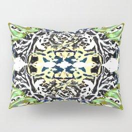 Tropical skin mimicry Pillow Sham