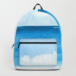 Elena's Ocean Backpack