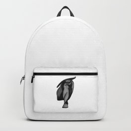 Patience: Figure Drawing Study Backpack