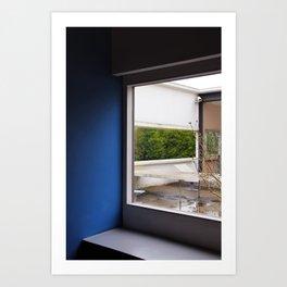 Villa Savoye 2 Art Print