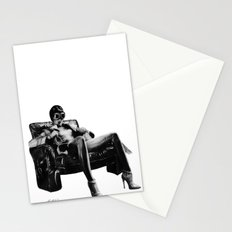 Hot Leather. Stationery Cards