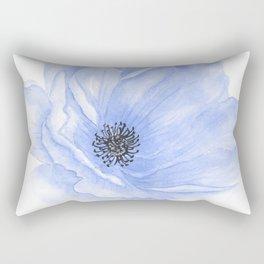 Flower 2l Rectangular Pillow