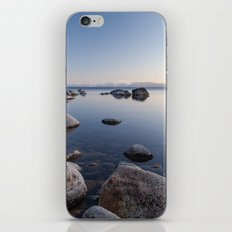 Lake Tahoe 1 iPhone & iPod Skin