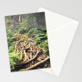 Misty Rainforest Stationery Cards