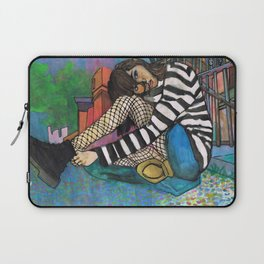 Downtown Harlem (Who Knows) Laptop Sleeve