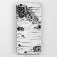 birch iPhone & iPod Skins featuring BIRCH by Kjellin