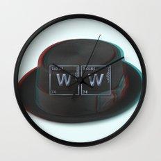 W.W. Wall Clock