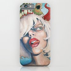 Girl With The Horn Slim Case iPhone 6s