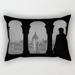 View of Parliament. Rectangular Pillow