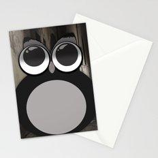 Gothic owl Stationery Cards