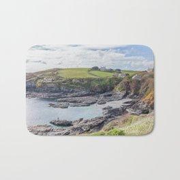 Prussia Cove, Cornwall Bath Mat