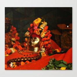 Malasa Devi Indian Goddess Canvas Print